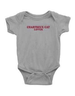 Chartreux Lover Baby Bodysuit