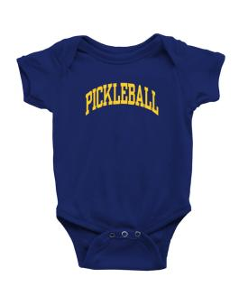 Pickleball Athletic Dept Baby Bodysuit