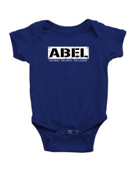 Abel : The Man - The Myth - The Legend Baby Bodysuit