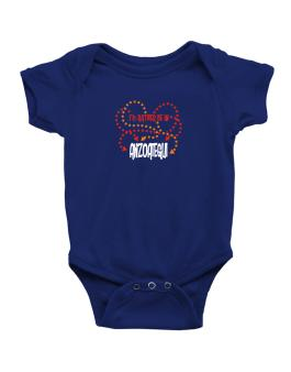 """ Id rather be in Anzoategui "" Baby Bodysuit"