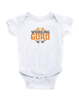 Working Guru Baby Bodysuit