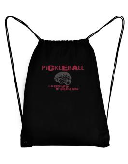 Pickleball Is An Extension Of My Creative Mind Sport Bag