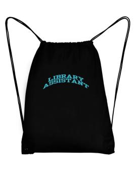 Library Assistant Sport Bag