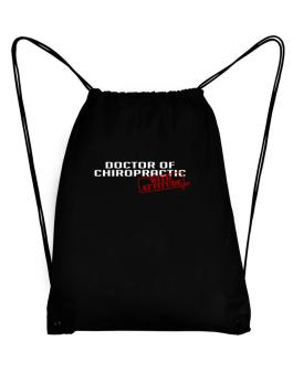 Doctor Of Chiropractic With Attitude Sport Bag
