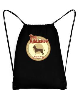 Dog Addiction : Peruvian Hairless Dog Sport Bag