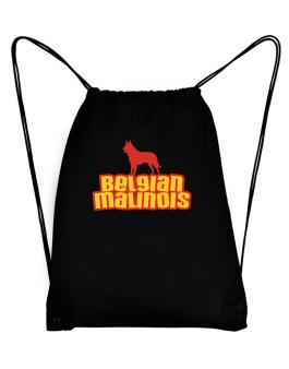 Breed Color Belgian Malinois Sport Bag