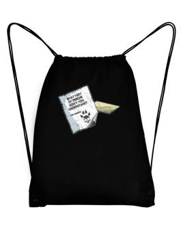 What Part Of Meow Dont You Understand? - Siamese Letter Sport Bag