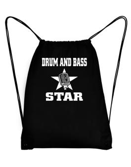 Drum And Bass Star - Microphone Sport Bag