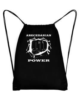 Abecedarian Power Sport Bag