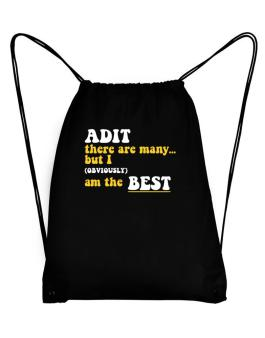 Adit There Are Many... But I (obviously) Am The Best Sport Bag