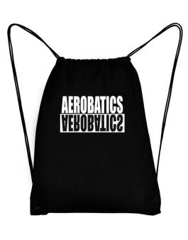 Aerobatics Negative Sport Bag