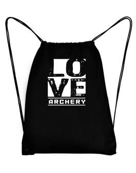 Love Archery Sport Bag