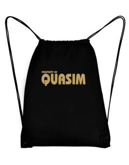 Property Of Quasim Sport Bag