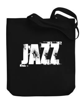 Jazz - Simple Canvas Tote Bag