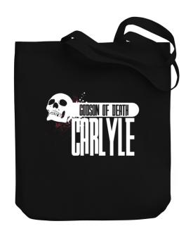 Godson Of Death - Carlyle Canvas Tote Bag