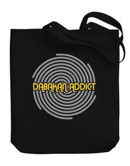 Dabakan Addict Canvas Tote Bag