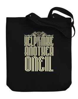 Bolso de Help Me To Make Another Oneil