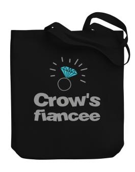 Crows Fiancee Canvas Tote Bag