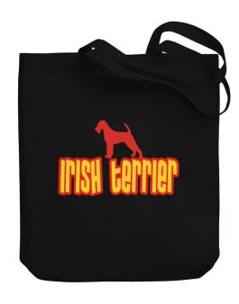 Breed Color Irish Terrier Canvas Tote Bag