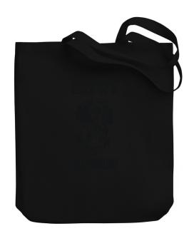 The Perfect Child Is Dachshund Canvas Tote Bag