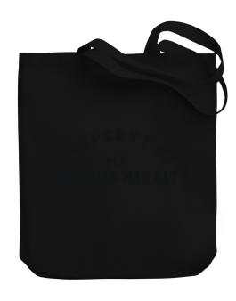 Property Of My Egyptian Mau Canvas Tote Bag