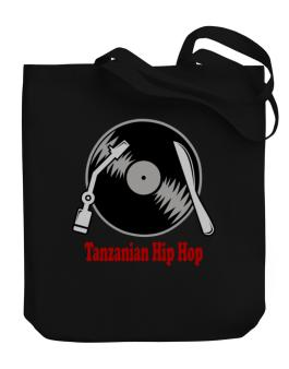 Tanzanian Hip Hop - Lp Canvas Tote Bag