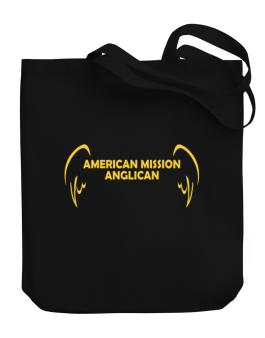 American Mission Anglican - Wings Canvas Tote Bag