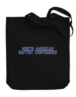 North American Baptist Conference - Simple Athletic Canvas Tote Bag