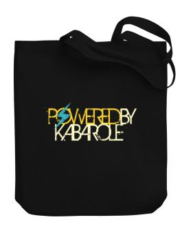 Powered By Kabarole Canvas Tote Bag