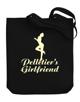 Pelletiers Girlfriend Canvas Tote Bag