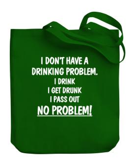 No problem Canvas Tote Bag
