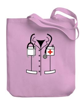 Baby Doctor Canvas Tote Bag