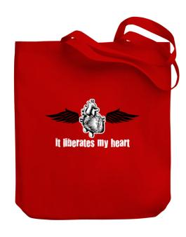 Free Till The Entrails Canvas Tote Bag