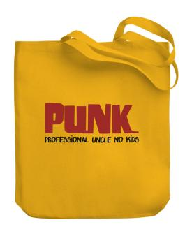 PUNK Canvas Tote Bag