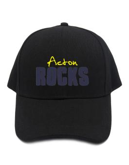 Acton Rocks Baseball Cap
