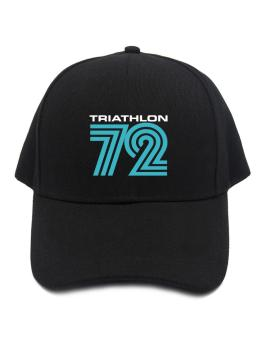 Triathlon 72 Retro Baseball Cap