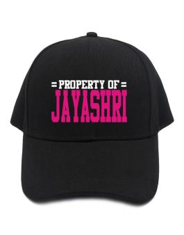 Property Of Jayashri Baseball Cap