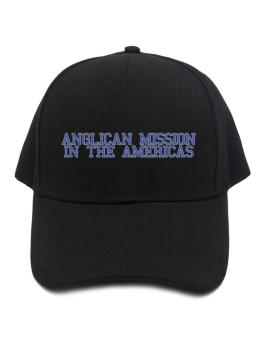 Anglican Mission In The Americas - Simple Athletic Baseball Cap