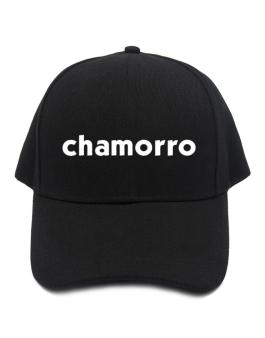 """ Chamorro word "" Baseball Cap"