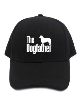 The dogfather Australian Shepherd Baseball Cap