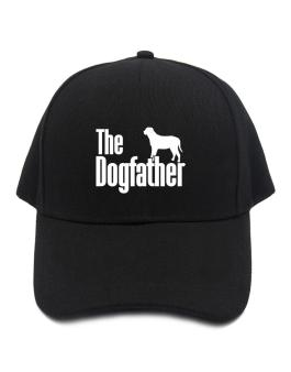 The dogfather Broholmer Baseball Cap