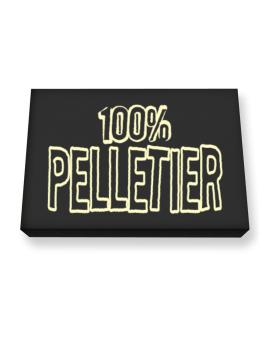 100% Pelletier Canvas square