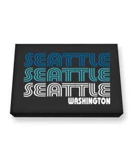Seattle State Canvas square