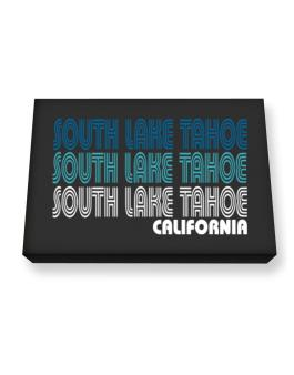 South Lake Tahoe State Canvas square