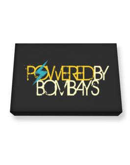 Powered By Bombays Canvas square