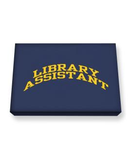 Library Assistant Canvas square