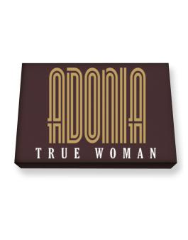 Adonia True Woman Canvas square