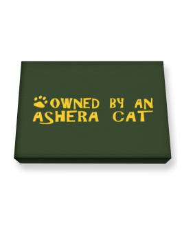 Owned By An Ashera Canvas square