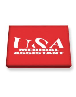 Usa Medical Assistant Canvas square