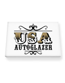 Usa Autoglazer Canvas square